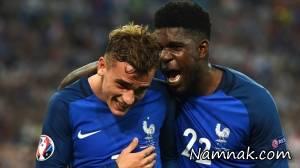 شاه مهره صعود فرانسه به فینال رقابت های یورو 2016