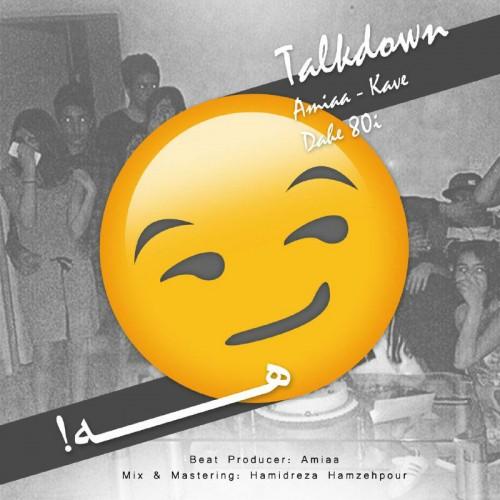دانلود آهنگ دهه هشتادی از Talkdown