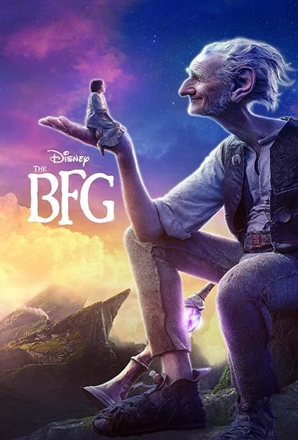 دانلود رایگان فیلم خارجی The BFG 2016
