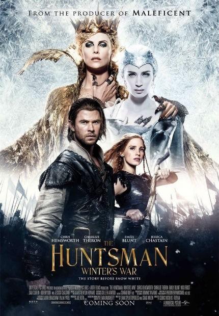 دانلود رایگان دوبله فارسی فیلم The Huntsman: Winter's War 2016