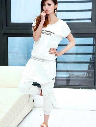 جدیدترین مدلهای لباس اسپورت دخترانه