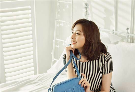 عکس های جدید بازیگر کره ای kim ji won با ravenova  new pics images of korean acture kim ji won for ravenova brand