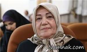 """درگذشت """"مهدیه الهی قمشه ای"""""""
