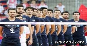 برنامه و زمان بازی های تیم ملی والیبال ایران در المپیک 2016