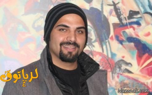 شوخی با عکسهای قدیمی احسان علیخانی + تصاویر