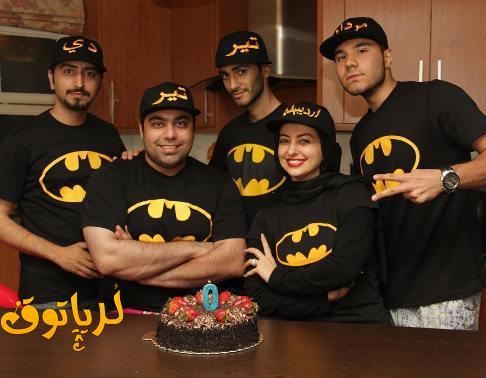 جشن تولدی که نفیسه روشن برای همسرش گرفت! عکس