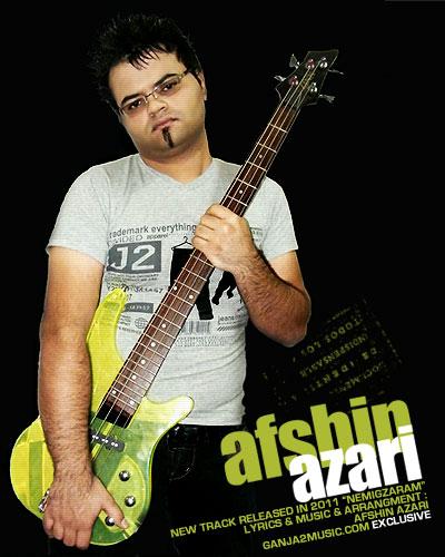 دانلود آهنگ نمیگذرم از افشین آذری