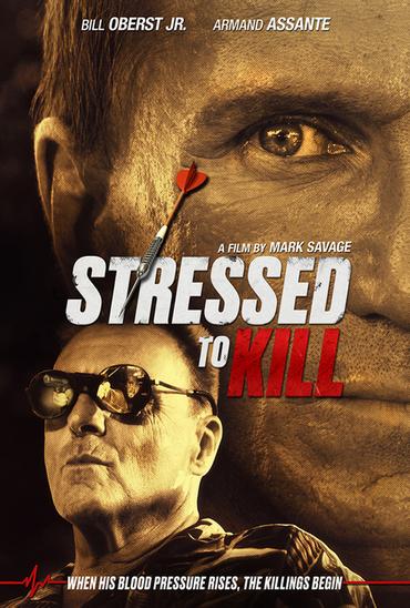 دانلود فیلم Stressed to Kill 2016