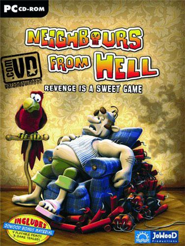 دانلود بازی همسایه جهنمی 1 - Neighbours From Hell 1