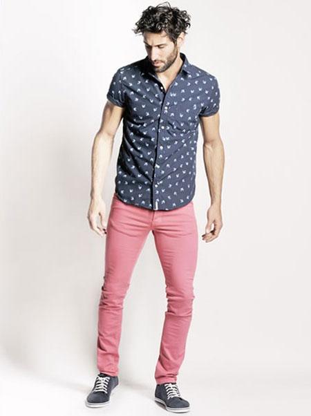 مدل لباس تابستانی جدید و جذاب مردانه 95-2016