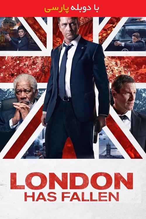 دانلود رایگان دوبله فارسی فیلم سقوط لندن London Has Fallen 2016