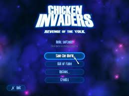 دانلود بازی مرغان مهاجم 1 - Chicken Invaders 1