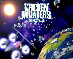دانلود بازی مرغان مهاجم 2 - Chicken Invaders 2
