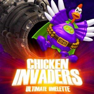 دانلود بازی مرغان مهاجم 4 - Chicken Invaders 4