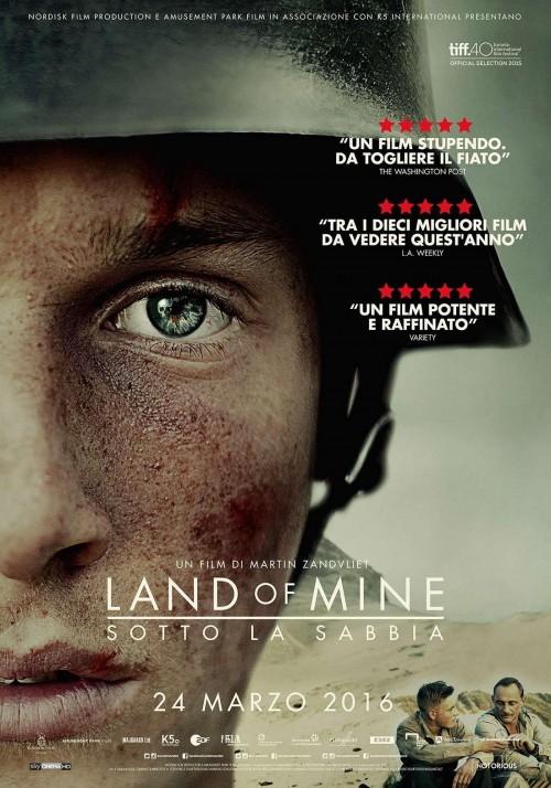 دانلود رایگان فیلم Land of Mine 2015