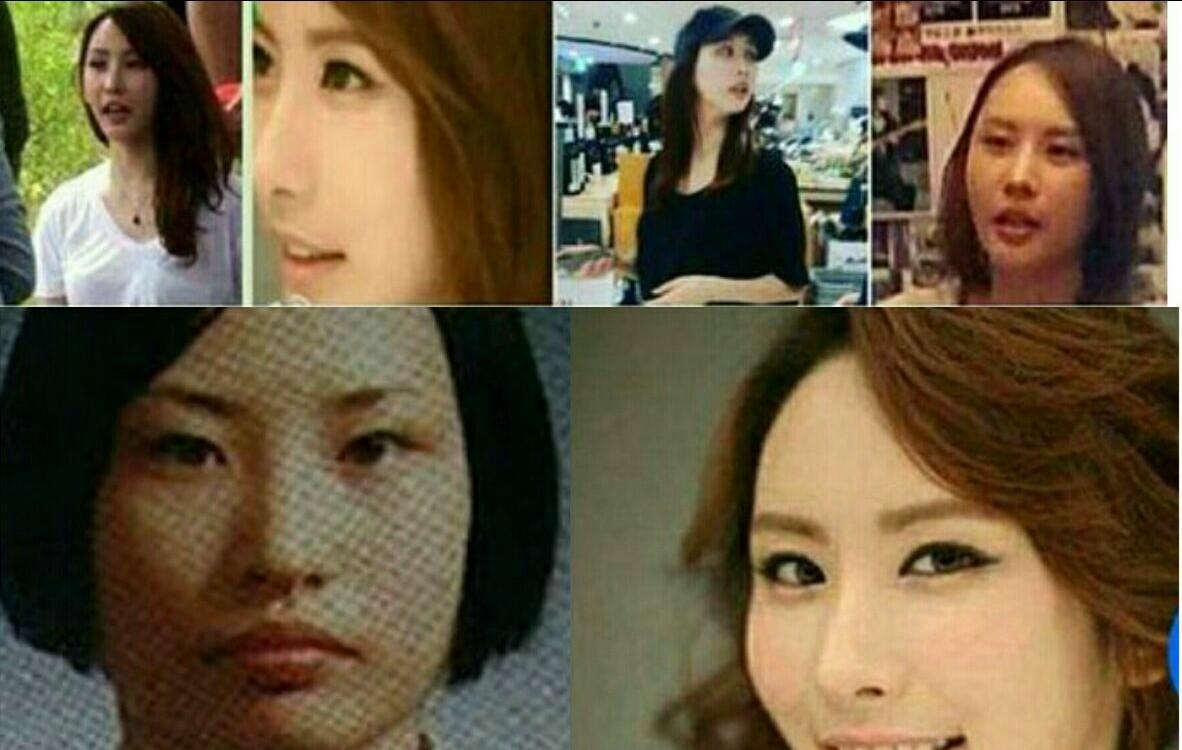 عکس خانم چویی معروف دوست  کیم هیون جونگ که ادعای خسارت 3 میلیاردی از هیون جونگ کرده