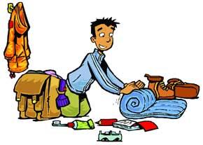 وسایل مورد نیاز دانشجو قبل از سفر برای تحصیل در روسیه و بلاروس و اوکراین