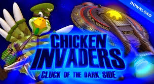 دانلود بازی مرغان مهاجم 5 - Chicken Invaders 5