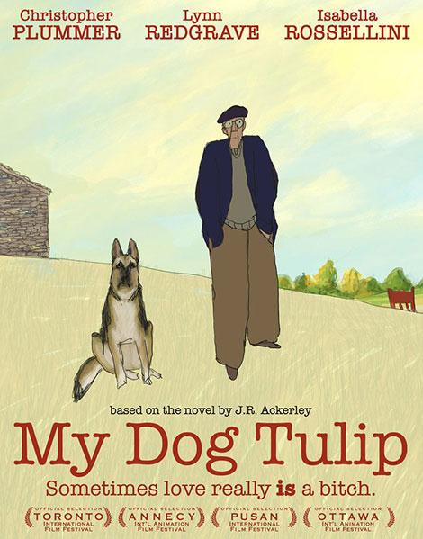 دانلود انیمیشن مای داگ تولیپ My Dog Tulip 2009