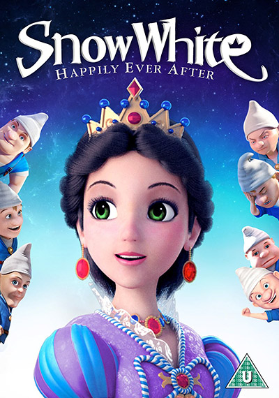 دانلود انیمیشن snow white happily ever after