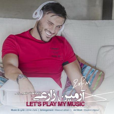 دانلود آهنگ بزار پلی شه موزیکم از آرمین 2AFM