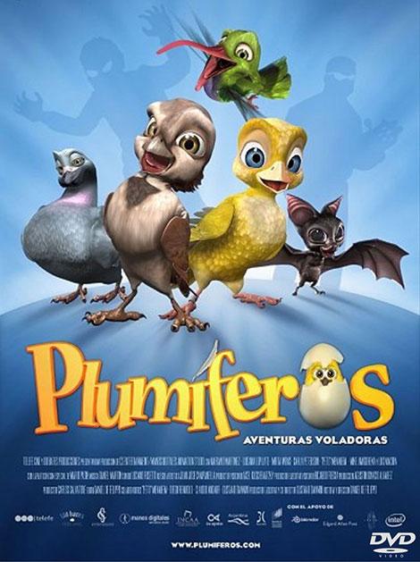 دانلود انیمیشن Plumíferos – Aventuras voladoras 2010