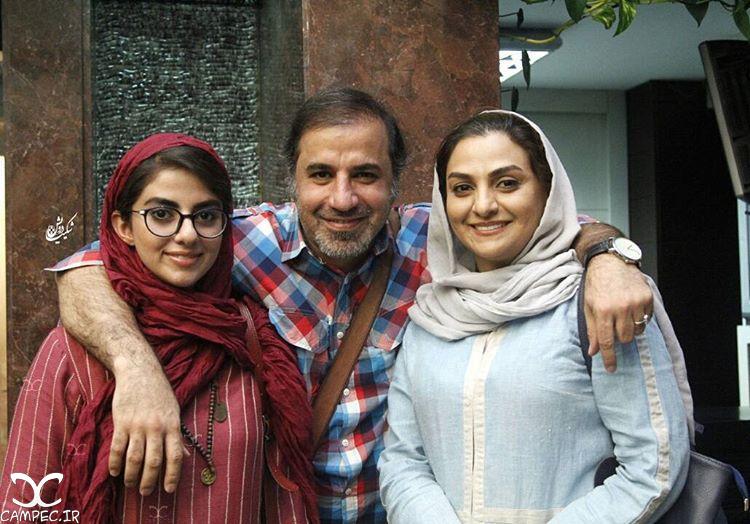 بیوگرافی و تصاویر علی سلیمانی و همسرش