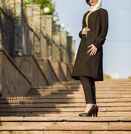 مدل مانتو گشاد دخترانه