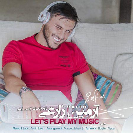 دانلود آهنگ جدید آرمین 2AFM بنام بزار پلی شه موزیکم