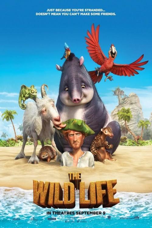 دانلود رایگان انیمیشن The Wild Life 2016