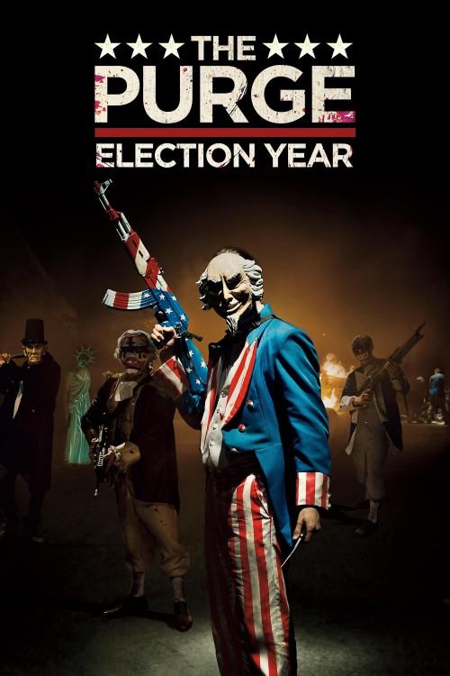 دانلود رایگان فیلم The Purge: Election Year 2016