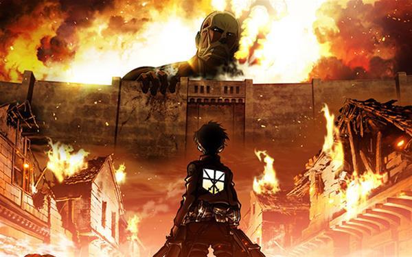 دانلود فصل اول انیمه حمله به تایتان ها Attack on Titan Season 1