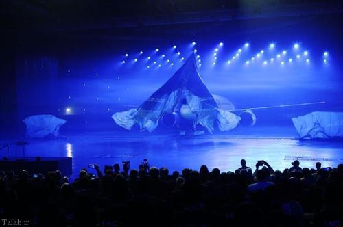 تصاویری از پیشرفته ترین هواپیمای مسافر بری روسیه