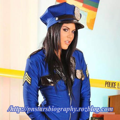 Madison Parker in Police Movie