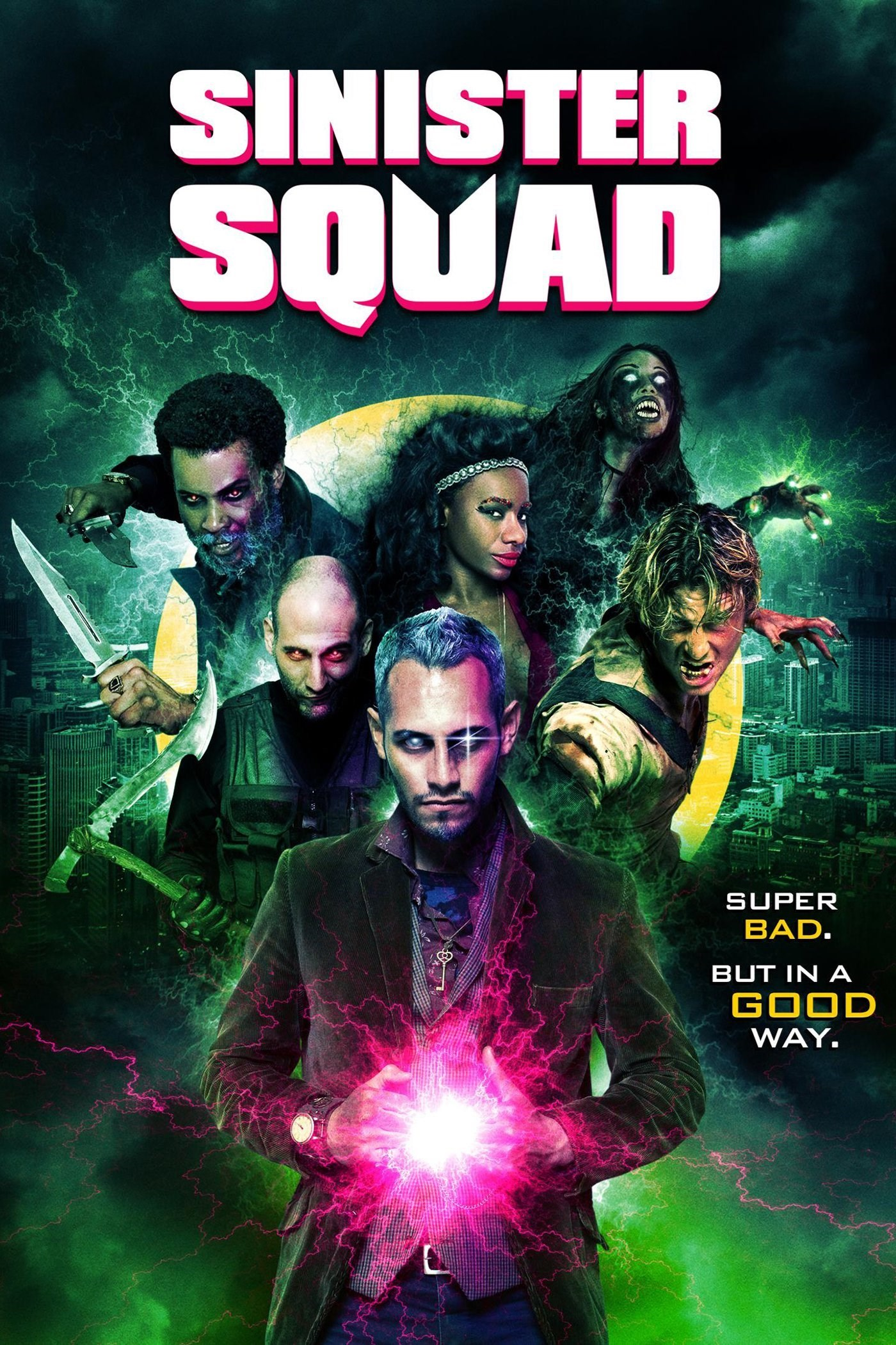 دانلود فیلم sinister squad