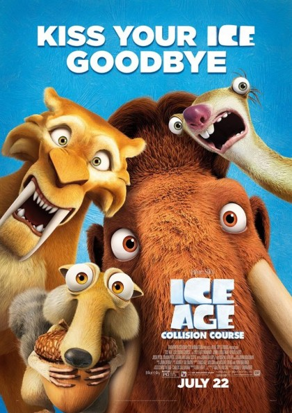 دانلود فیلم Ice Age: Collision Course 2016