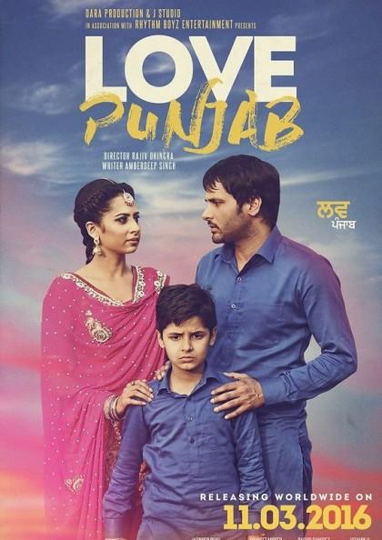 دانلود فیلم Love Punjab 2016