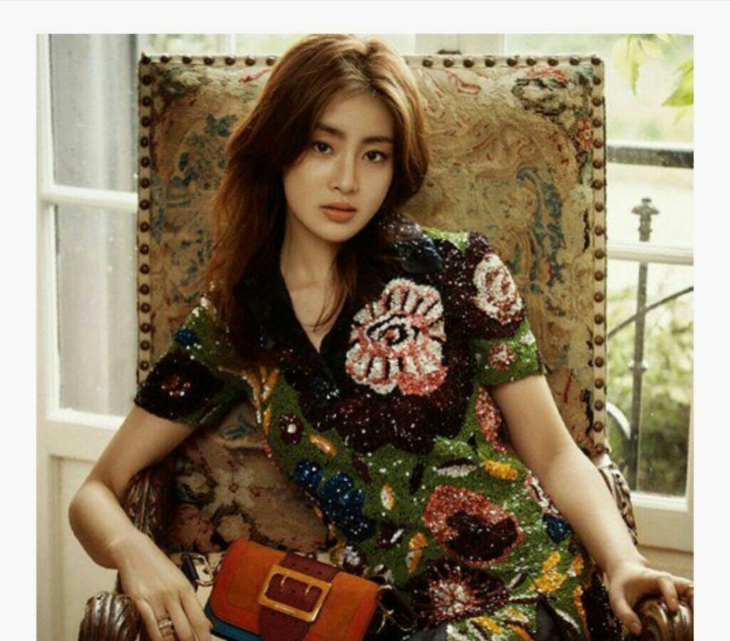 عکس های جدید بازیگر زن کره ای کانگ سورا new photos of korean actor kang sora