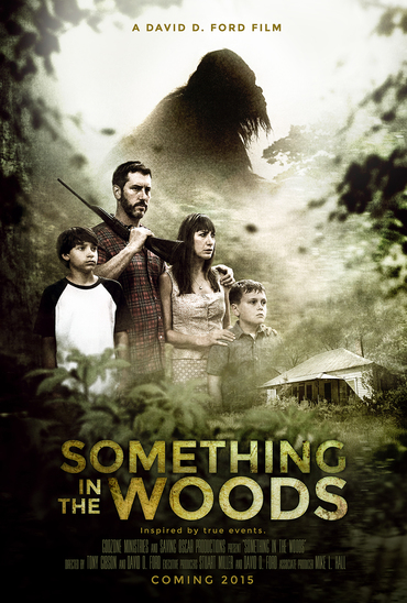 دانلود فیلم Something in the Woods 2015