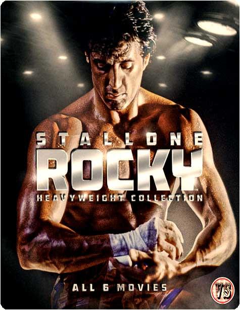 دانلود مجموعه فیلمهای Rocky