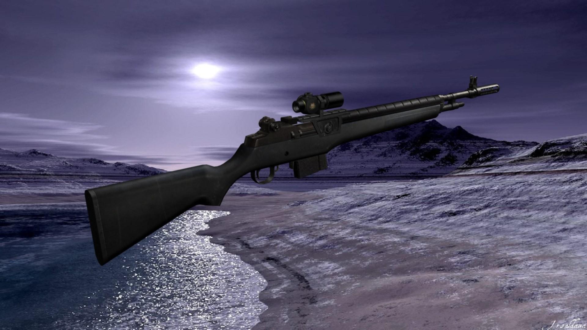 دانلود اسکین Awp | M14 برای کانتر سورس