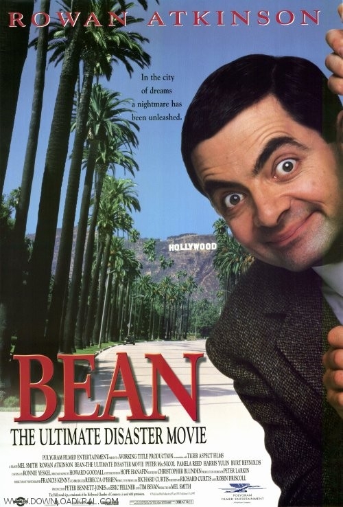 دانلود فیلم بین با دوبله فارسی - Bean1997