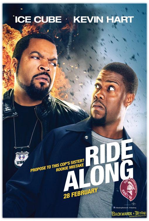 دانلود فیلم پلیس بازی 1 با دوبله فارسی Ride Along 2014