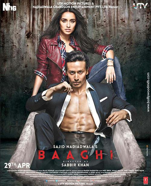 دانلود فیلم Baaghi 2016