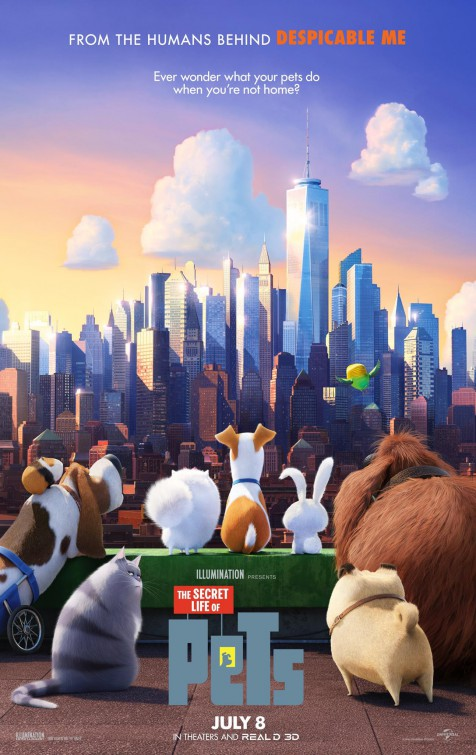 دانلود فیلم The Secret Life of Pets 2016