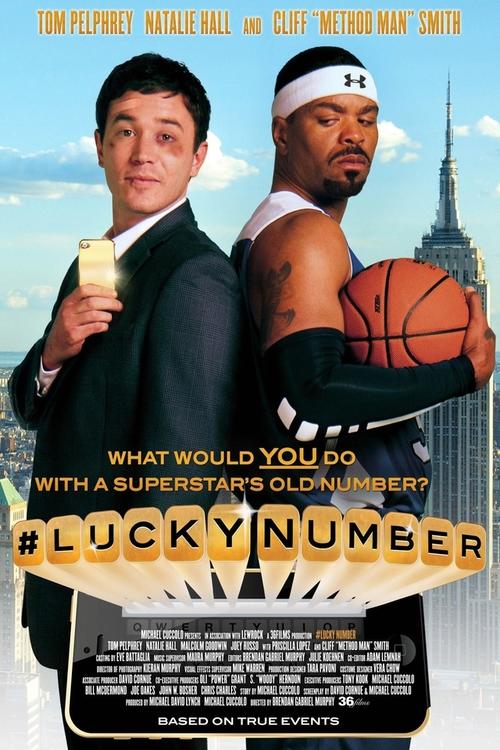 دانلود رایگان فیلم Lucky Number 2015