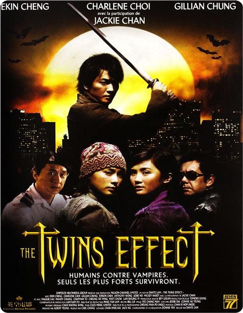 دانلود فیلم The Twins Effect 2003 دوبله فارسی