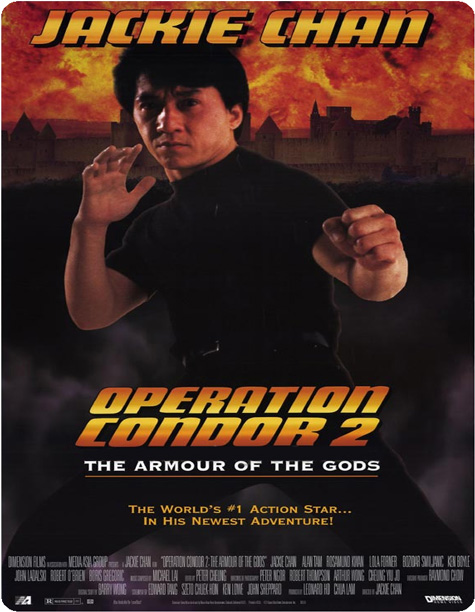 دانلود 1991 Armour of God 2: Operation Condor