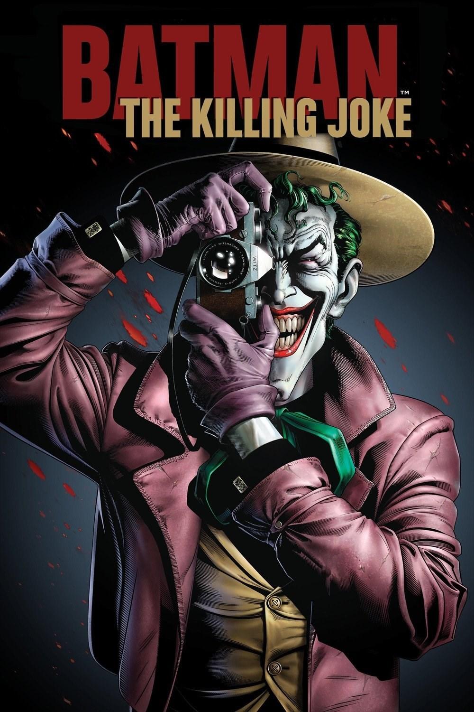 دانلود انیمیشن Batman: The Killing Joke