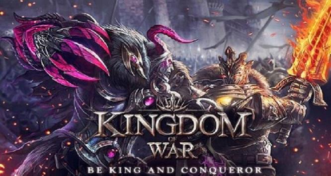 بازی قلمروی جنگ | Kingdom of War